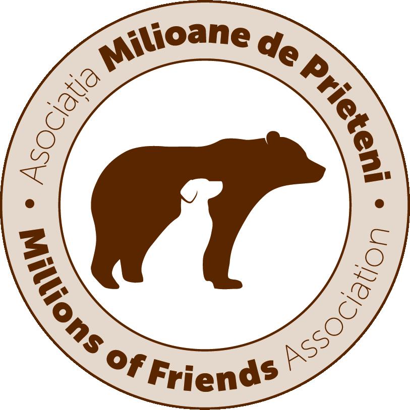 Asociatia de protectia animalelor Milioane de Prieteni