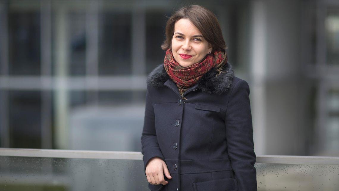 Adriana Radu / Cu susținerea Coaliției pentru Egalitate de Gen