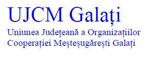 Uniunea Județeană a Organizațiilor Cooperației Meșteșugărești Galați